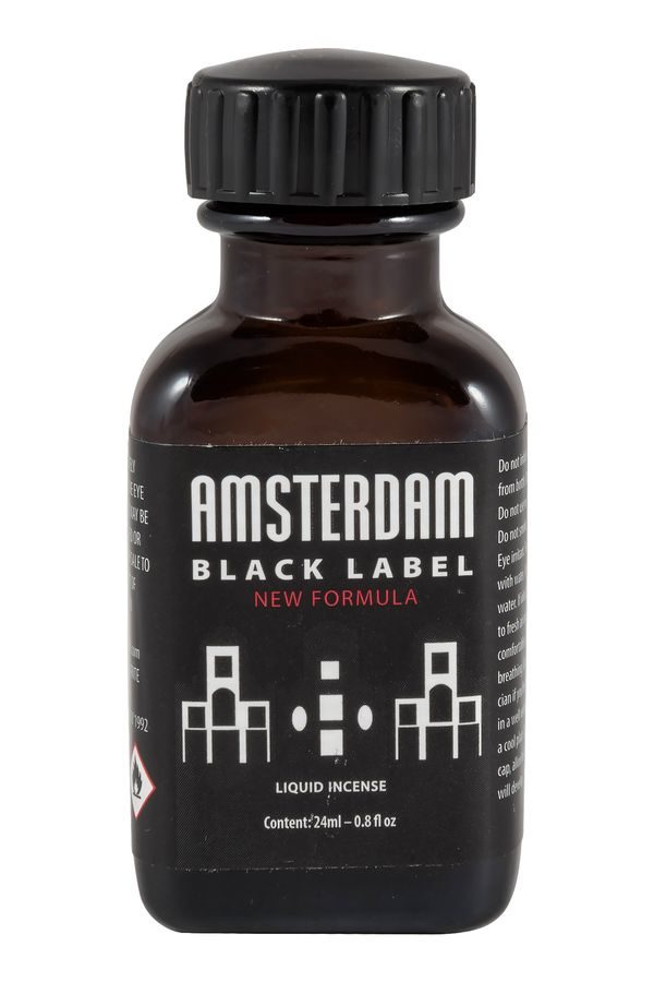 AMSTERDAM BLACK LABEL 24 мл